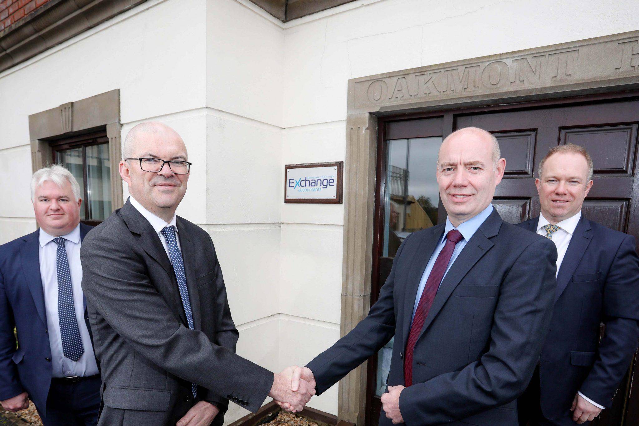 Fitzmaurice McConville & Co Ltd is now Exchange Accountants